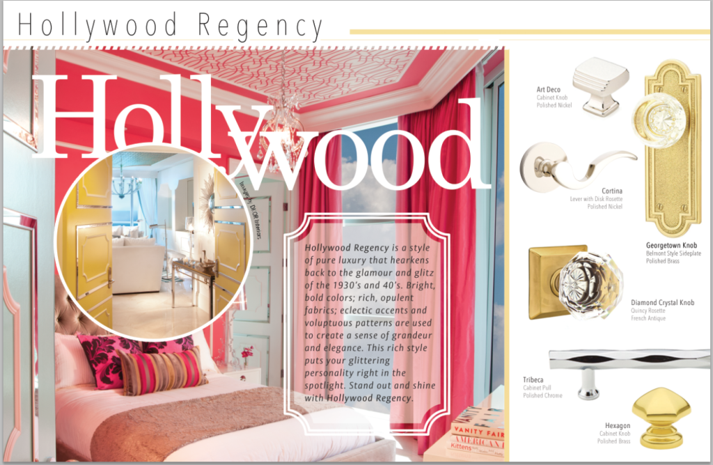 Hollywood-Regency