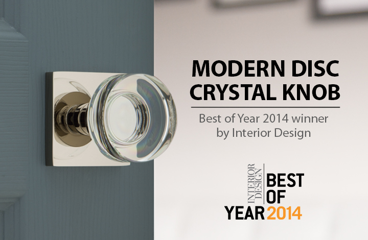 Best Of Year Awards Interior Design Magazine Emtek Products Inc