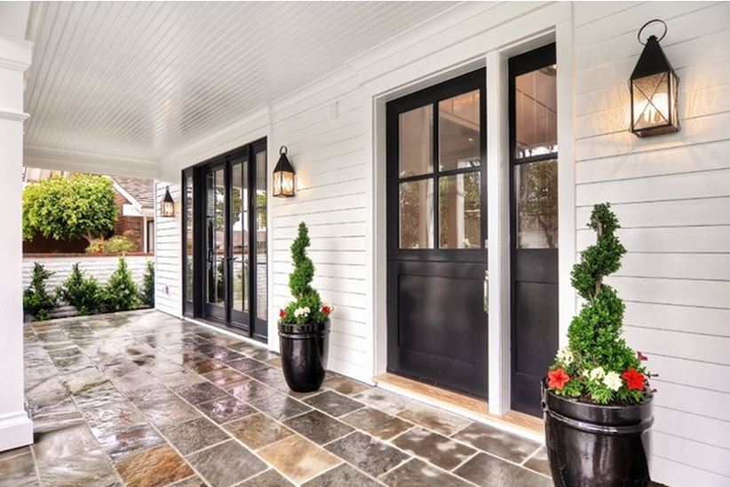 How To Decide On A Front Door That Speaks To You | Emtek ...