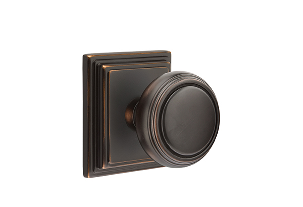 Finish Oil Rubbed Bronze Norwich