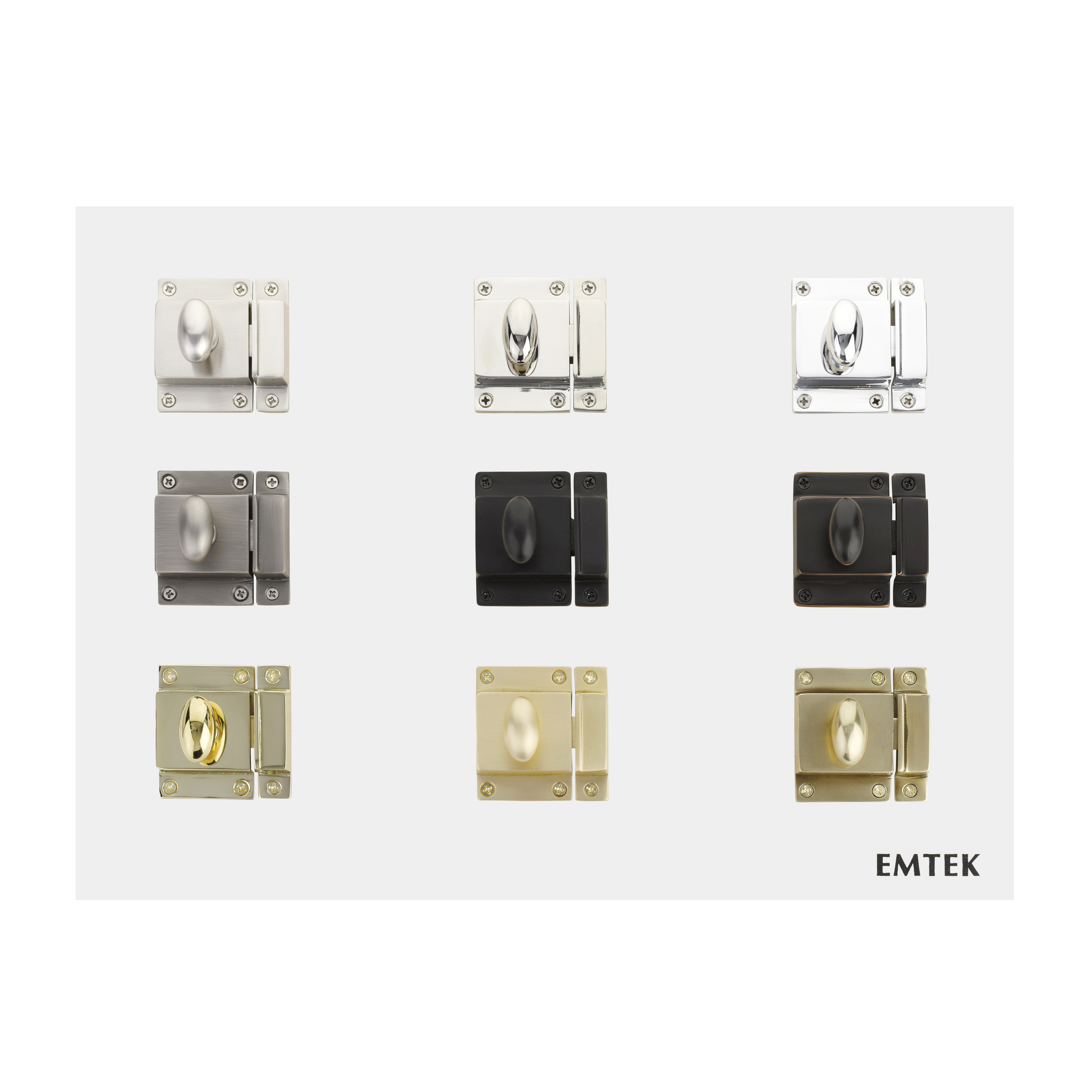 Displays Door Hardware And Cabinet Hardware Emtek Products Inc