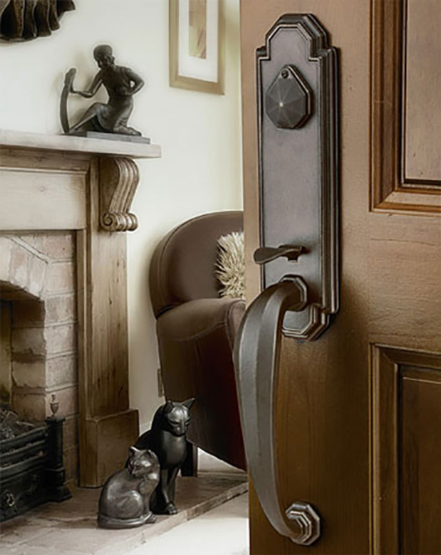& Gallery Collection of Door Hardware Inspiration | Emtek Products Inc.
