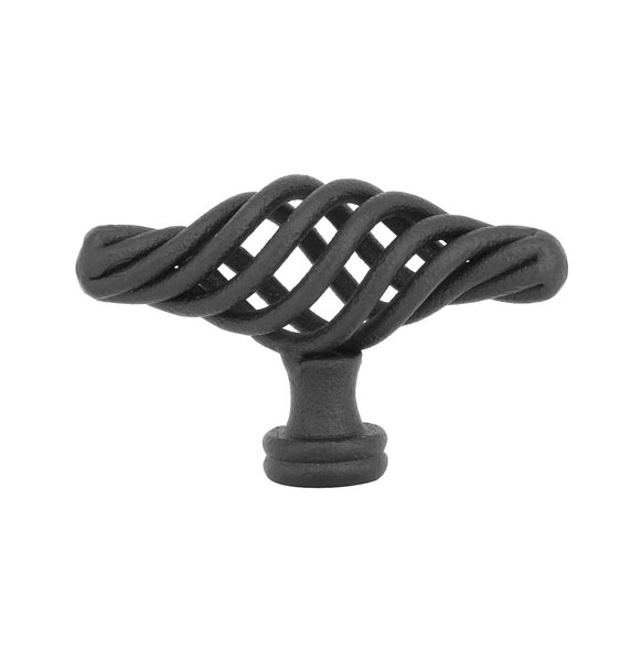 Kitchen Cabinet Handles Toronto: Wrought Steel Bastogne Knob