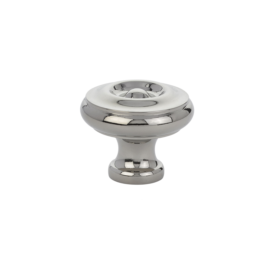 Waverly Cabinet Knob In Polished Nickel