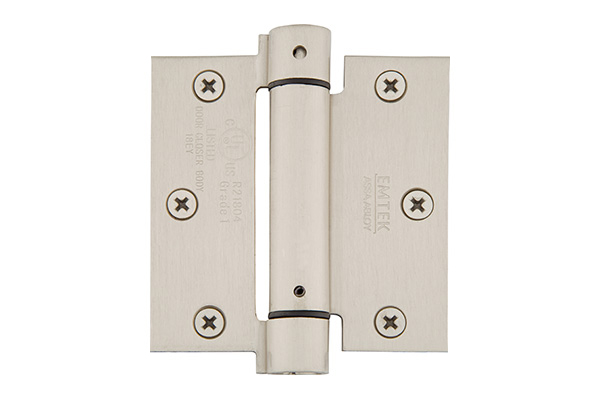 Residential, Spring, U0026 Heavy Duty Door Hinges | Emtek Products, Inc.