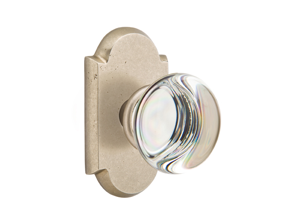 Providence Crystal Knob   Bronze | Rustic | Passage/Privacy Knobs | Emtek  Products, Inc.