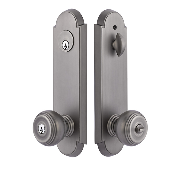 Annapolis 5 1 2 Quot Overall Height Two Point Lock Single