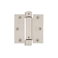 Door Hinges Two Black Stainless Steel Hinges for Heavy Doors with Real Bearing Hinges Color : Black, Size : 4 inch